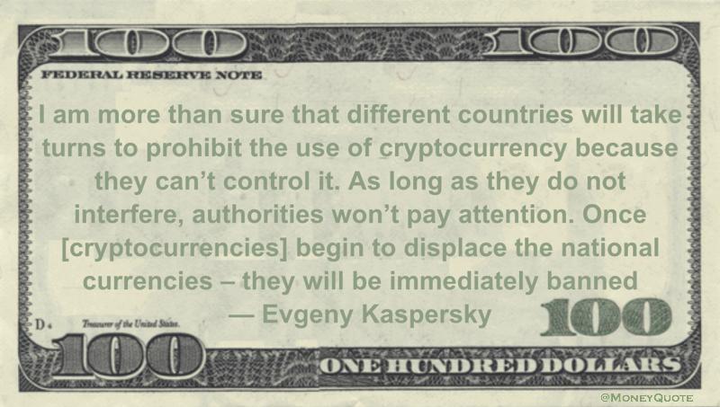 Evgeny-Kaspersky-Cryptocurrency-Banned